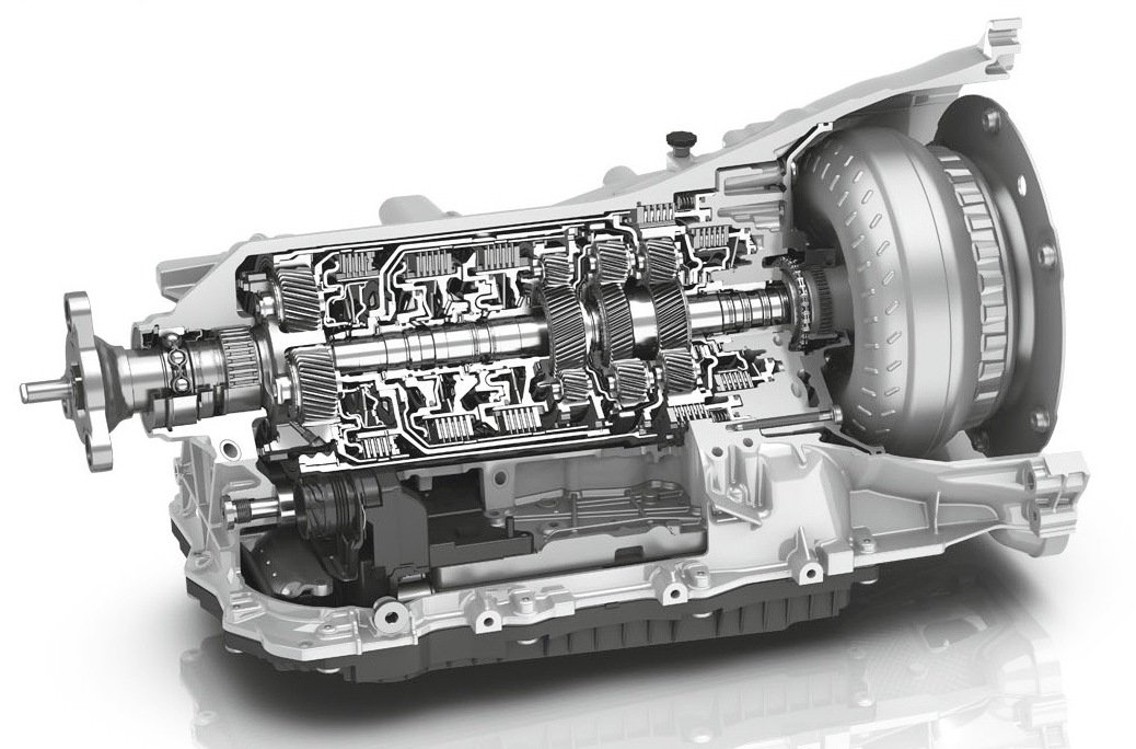 ZF Transmission BMW