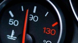 Перегрев двигателя BMW