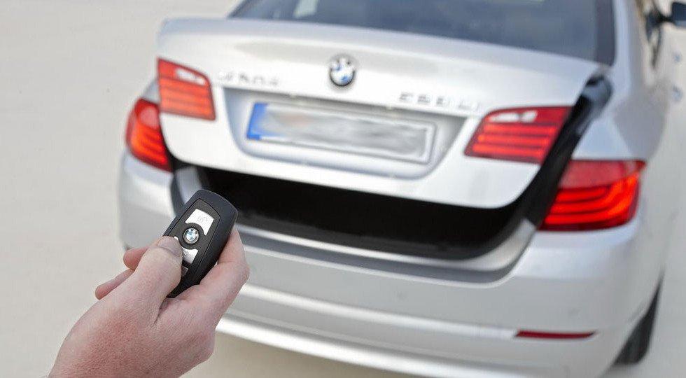 Сигнализация BMW, блокировка бмв