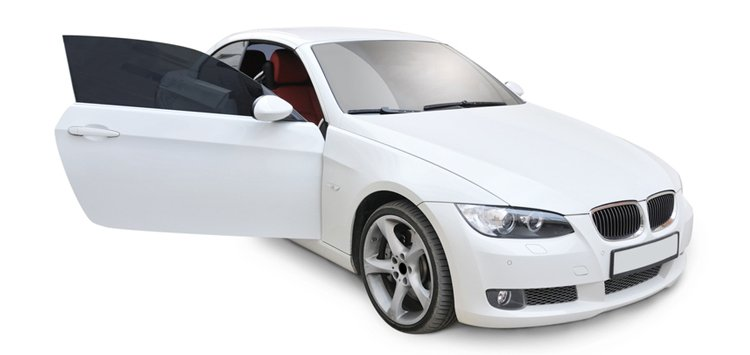 тонировка BMW