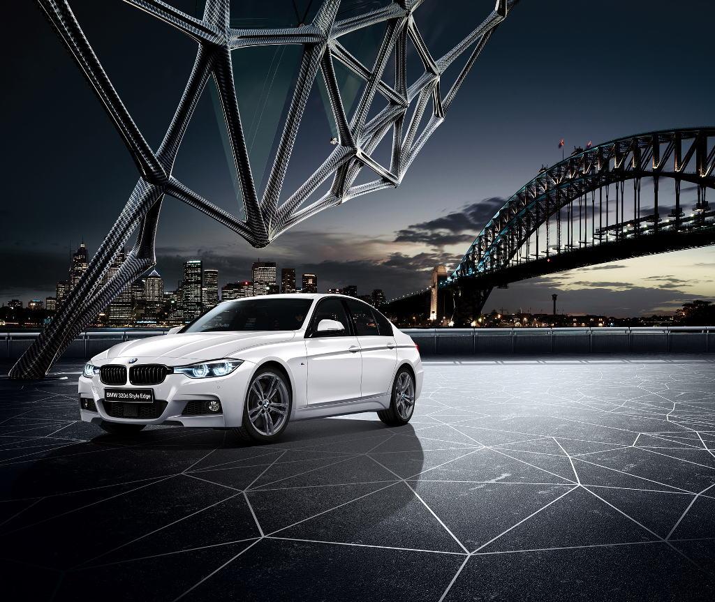 BMW 3 Series Celebration Edition Style Edge