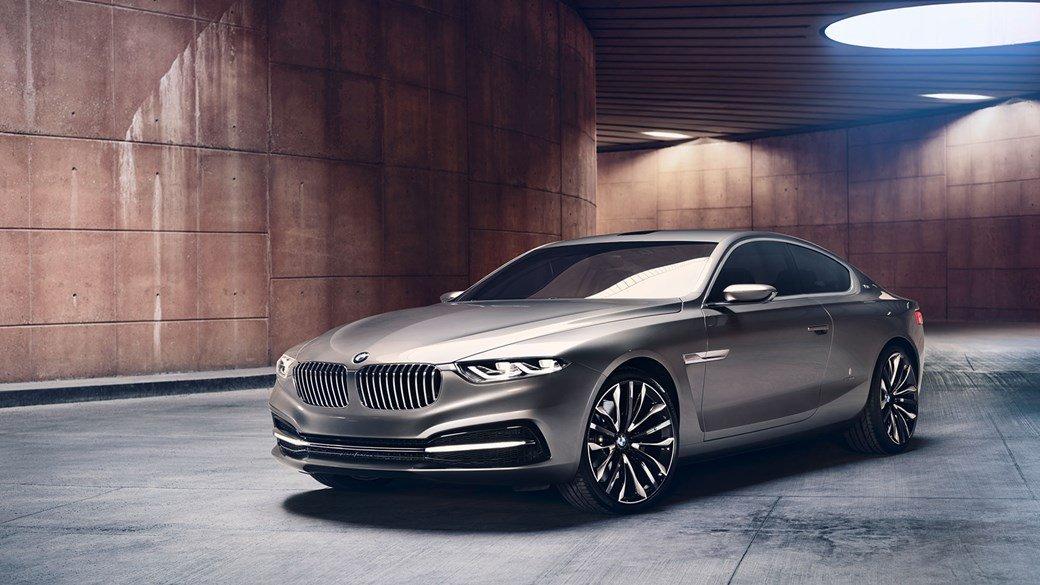 BMW 9 Series 2020