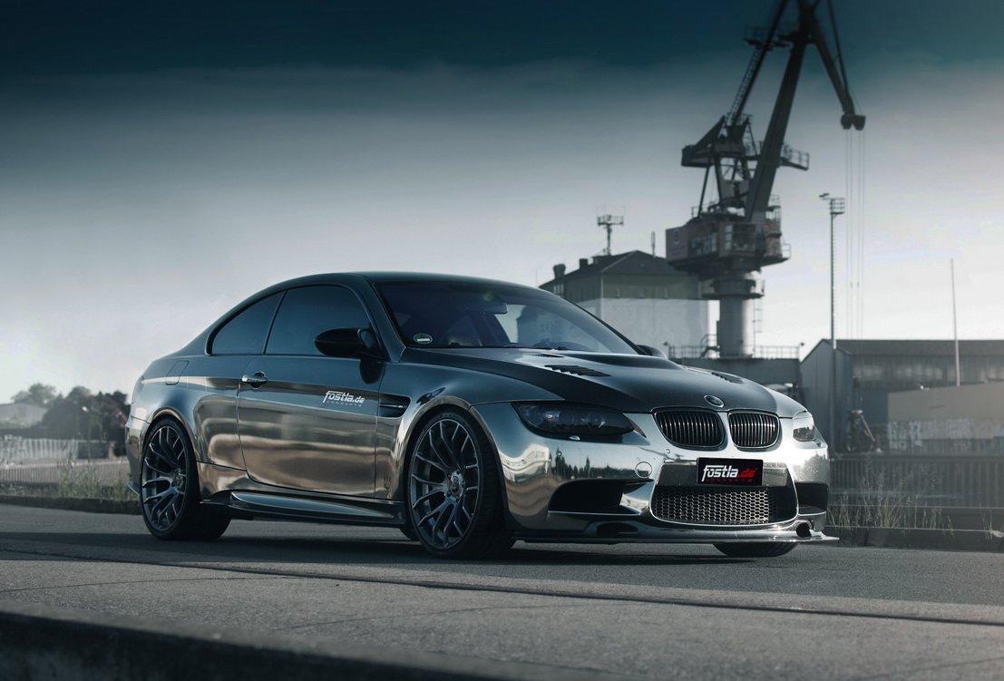 Terminator BMW M3 E92 by Fostla