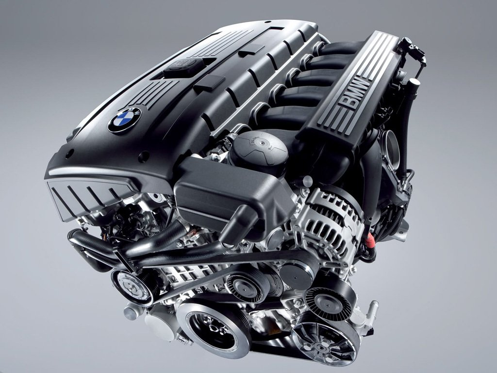Engine BMW n54b30