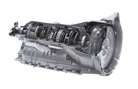 коробка передач BMW ZF