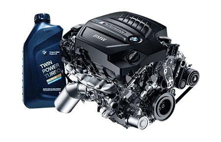 замена масла в двигателе BMW E81