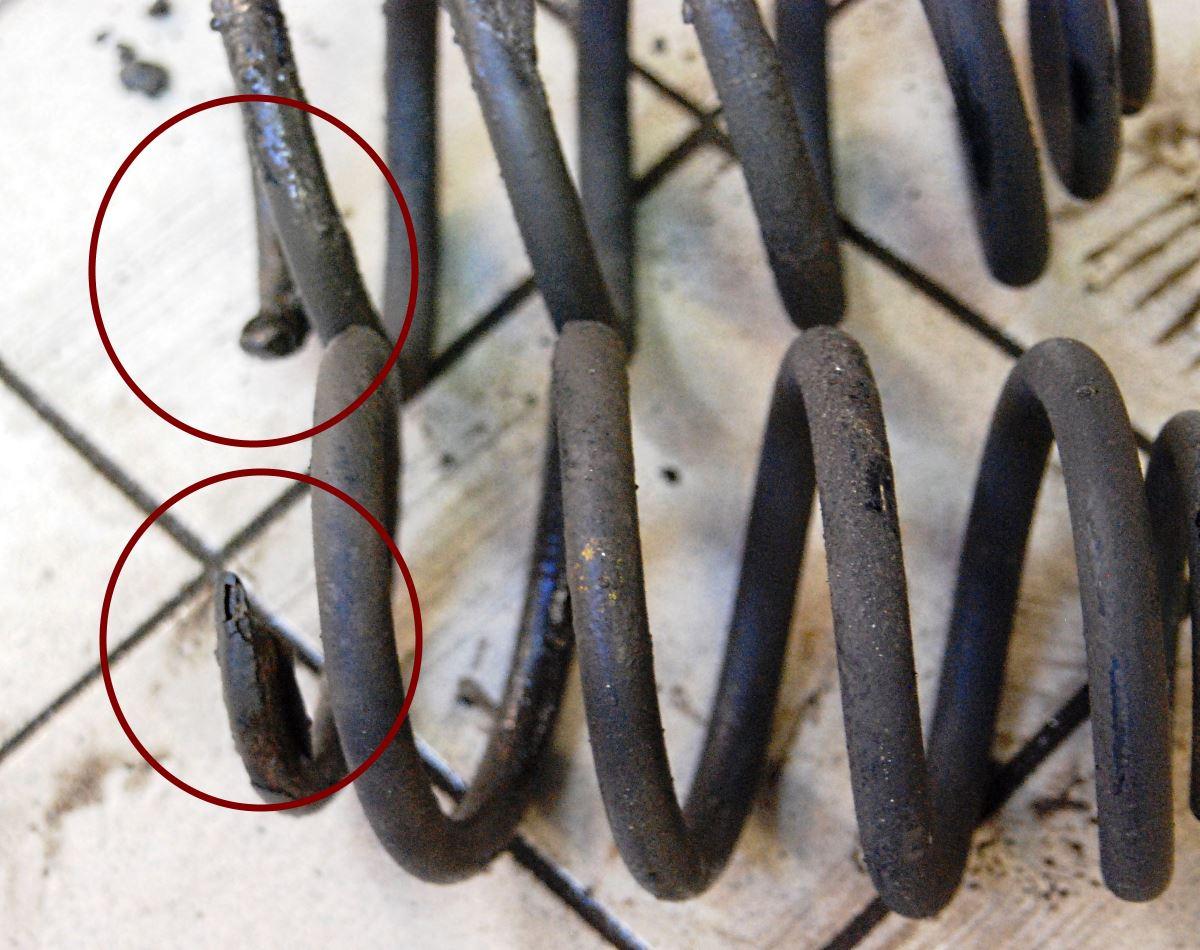 схема задней подвески bmw x 5