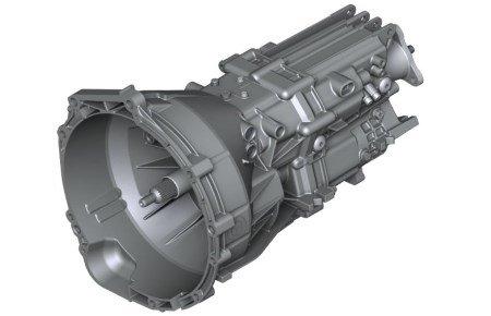 механическая КПП Getrag GS6