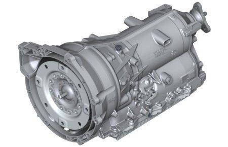АКПП ZF 8HP