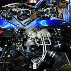 BMW F12 M6: ошибка привода