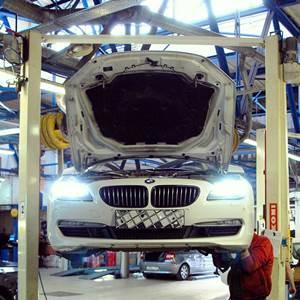 Регламентное техобслуживание BMW 6 серии F13 650i
