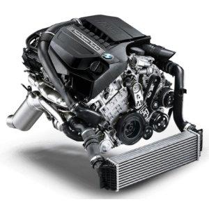 Ремонт двигателя на BMW X6: E71, F16