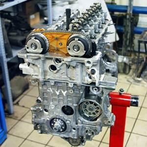 Ремонт двигателя N55 на BMW Alpina B3 Biturbo