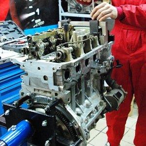 Капремонт двигателя N20 на BMW F10 520i и модернизация под 528i
