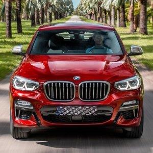 BMW X4 G02 — новое поколение