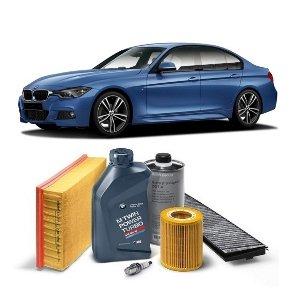 ТО на BMW F30: техобслуживание БМВ F30 по регламенту