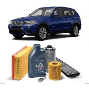 ТО на BMW X3: техобслуживание БМВ Х3 по регламенту